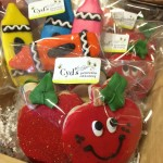 BACK TO SCHOOL COOKIES Available NOW in the Bakery