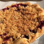 END OF SUMMER PIES ful with blueberries blackberries peaches andhellip