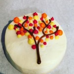 FALL COLORS FROSTED COOKIES Available NOW in the Bakery frostedcookieshellip