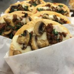 THIS WEEKS PIZZA SPINACH SAUSAGE  MUSHROOM Available NOW inhellip