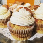 SNICKERDOODLE CUPCAKES Available ALL WEEK in the Bakery fromscratch cydshellip