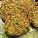 GLUTENFREE JALAPEO  ZUCCHINI FRITTERS Available NOW in the Takehellip