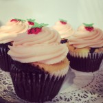 NEAPOLITAN CUPCAKES Available NOW in the Bakery