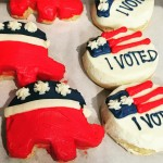HAPPY ELECTION DAY Get proud with a delicious Cyds cookiehellip