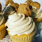 CHOCOLATE CHIP COOKIE DOUGH CUPCAKES Available ALL WEEK in thehellip