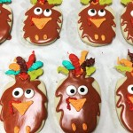 gobble gobble GLAZED SHORTBREAD COOKIES Available in the Take Awayhellip