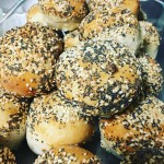 BAGEL BOMBS have landed at Cyds Available NOW in thehellip
