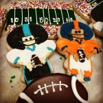SuperBowl 50 cookies Available NOW in the Bakery or byhellip