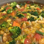 WEIGHT LOSS VEGETABLE SOUP Available NOW in the Take Awayhellip