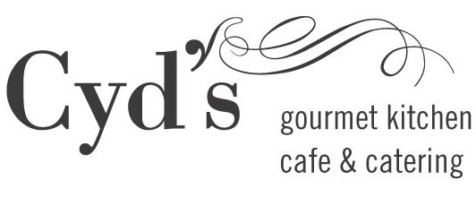 Cyd's Gourmet Kitchen, Cafe + Catering
