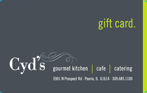CYDS gift card