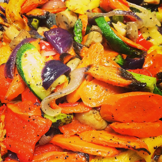 CYD'S MIXED, GRILLED VEGETABLES:: *Available NOW in the Take Away Market