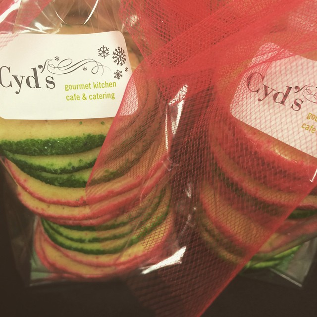 CHRISTMAS JEWEL COOKIES (my fav!!):: *Available NOW in the Bakery